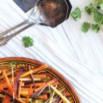 MoRAWccan salad + radical cha-change