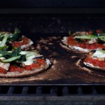 Gluten Free Grilled Sourdough Pizza + Save The Bread!