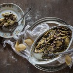 Truly Nourished || Hortus Cuisine – Truffle Baked Pasta