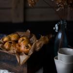 Vegan Swedish Saffron Buns w Almond Caramel + Vitamin D info