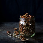 Granola Gravel |Grain free + Sugar free| & Becoming a Family of 4