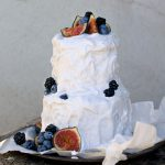 Towering Watermelon Cake