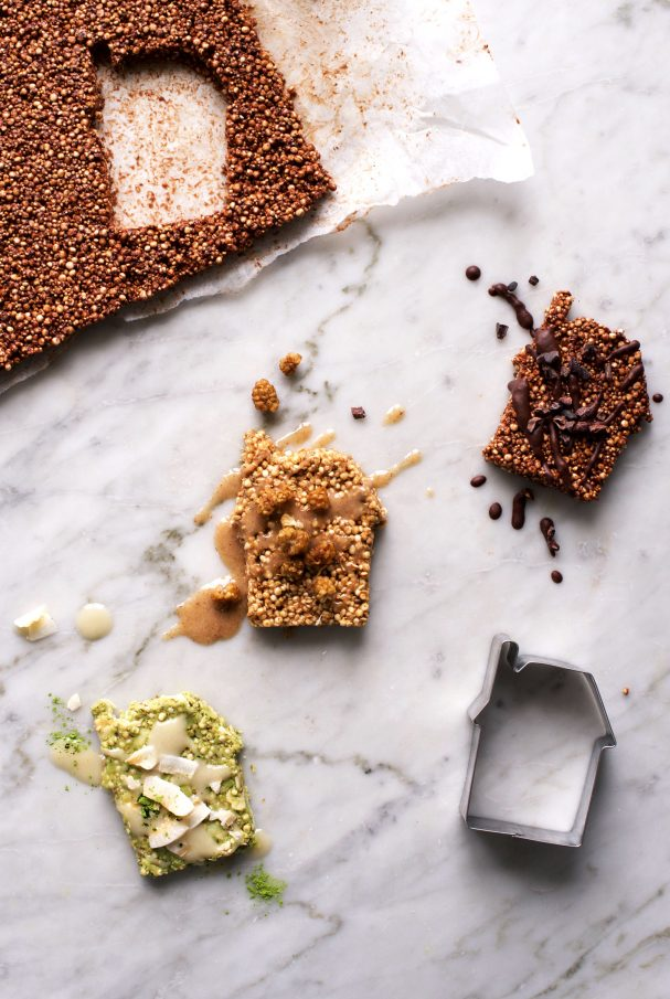 Quinoa Puff Treats + Launching The Wildlyh Home Blog!