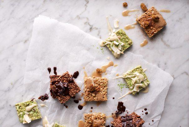 Quinoa Puff Treats + Launching The Wildlyh Home Blog!
