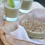 Green Love Andalusia & Raw Basil Cheese