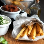 Fries, Ketchup & Mayo – Why not? It's good for you!