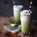 Matcha Frappe and Summer Love List