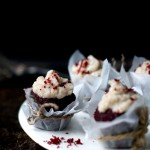 Raw Red Velvet Cupcakes (Nut & Dairy Free Frosting)
