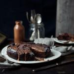 The Healthy Gooey Black Bean Chocolate Mud Cake!